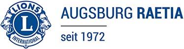 Lions Club Augsburg-Raetia Logo